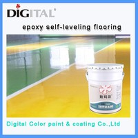 Concrete floor paint liquid epoxy floor primer coatings