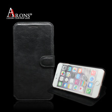 Genuine leather case flip leather case for iphone 6/6s