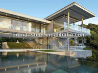 Best brand light steel structure mobile China low cost prefabricated homes
