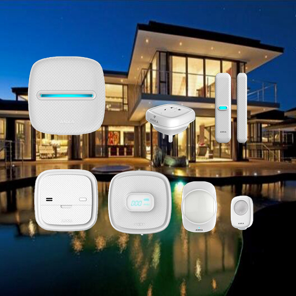 China wholesale wifi Smart Home automation security with software