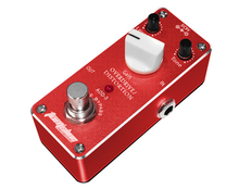 Mini overdrive distortion guitar effect pedal