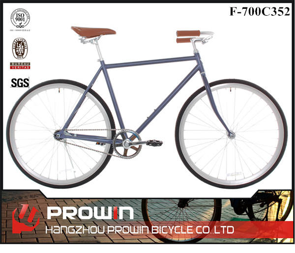 2016 popular 700c city bike/vintage bikes/retro city bike for sale (PW-F700C352)