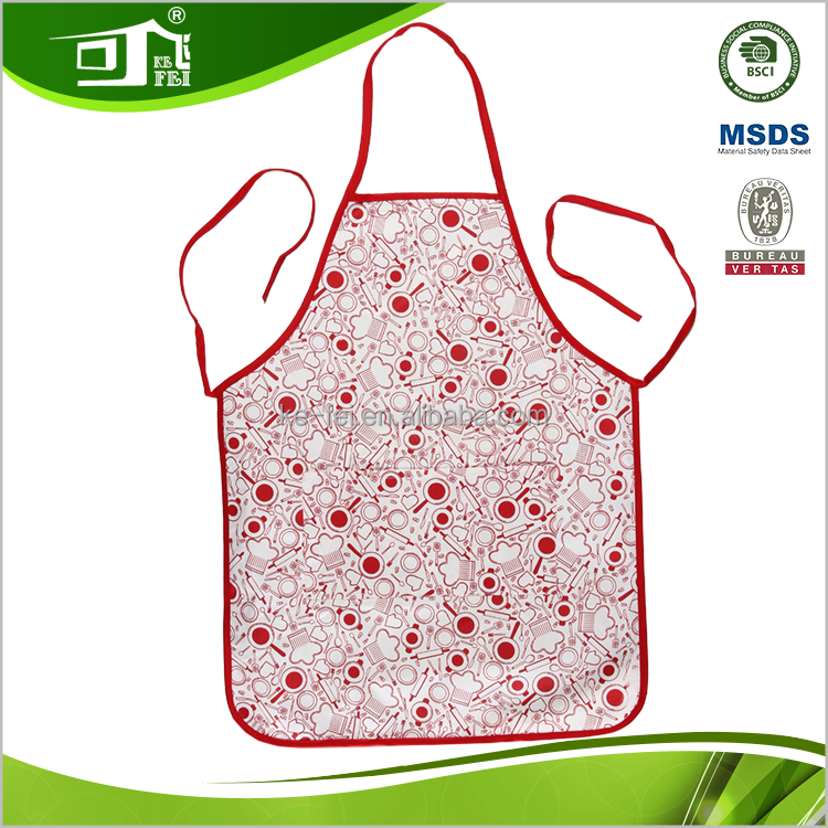 ECO-friendly Fireproof Coat Kid Chef Apron