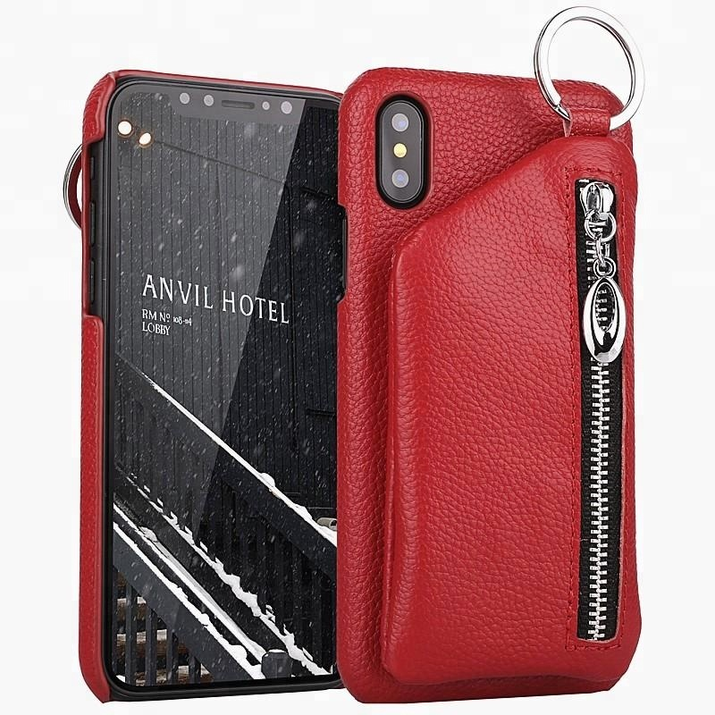 Luxury Shockproof Leather PU Mobile Phone Case