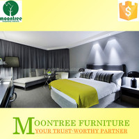 Moontree MBR-1376 marble top bedroom furniture design for sale