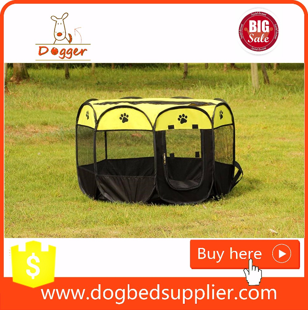 Foldable Pet Exercise Pen for Dog