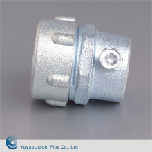 MKJ stainless steel or ZINC plum type flexible quick reducer coupling