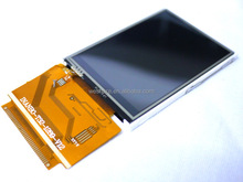 "3.2"" TFT LCD + Touch Panel Glass ILI1289 240*320 Pixels 37Pins Parallel"