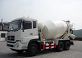 Dongfeng DFL5250 Concrete Mixer Truck for sale 8m3 9m3 10m3 4x2