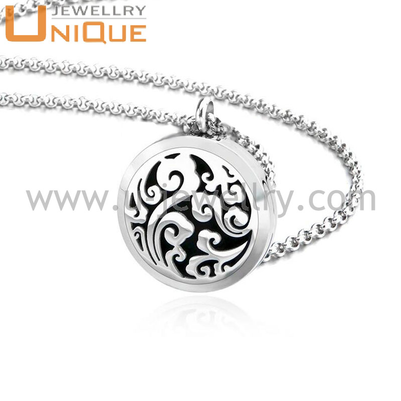 <strong>20</strong>/25/30mm Mixed wholesale 316 Stainless Steel Diffuser Locket