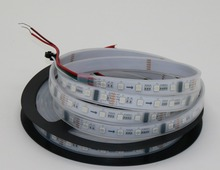 DC 24V TM512 5050 <strong>RGB</strong> 18W 60 Lamp Beads Muticolor LED Light Strip