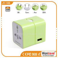 Wontravel High Capacity Best OEM power charger,Factory supply universal travel USB Charger For Mobile Phone
