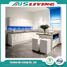Durable full customized modern design kitchen cabinets