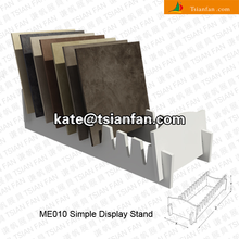 ME010--- White tile porcelain display unit
