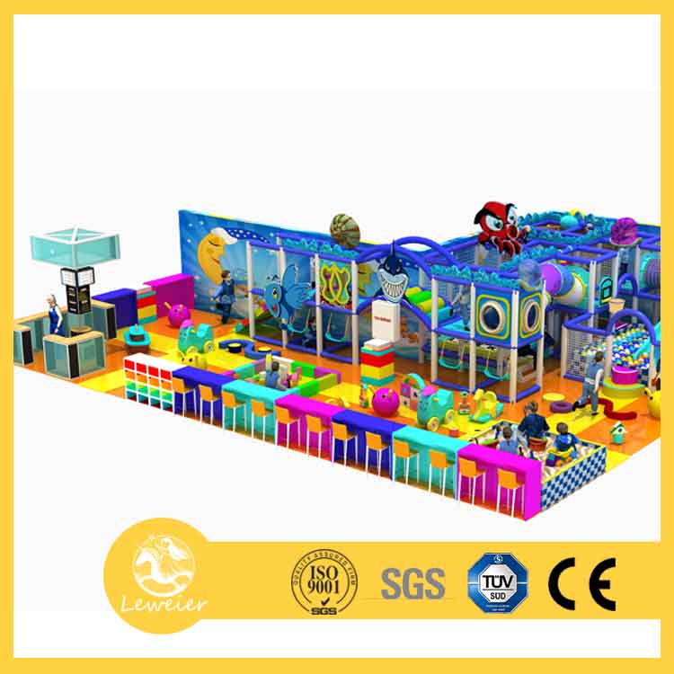 Cheap Commercial Indoor Playground Equipment Kids Amusement Park Soft For Sale