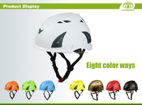 Best quality white custom construction safety helmet for sale