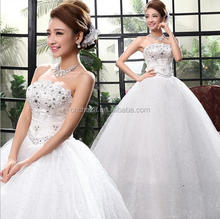 Z54471B New arrival product wholesale Beautiful Fashion Women Wedding Dress