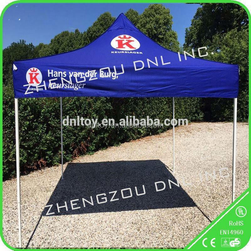 steel frame folding canopy event tent