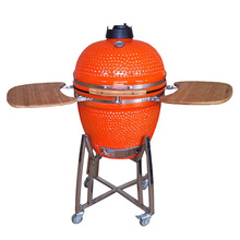 Ceramic Oven Charcoal BBQ Grill Outdoor Cooking Grill