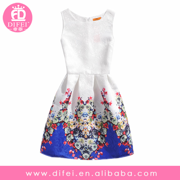 Hot Selling Baby Girls Dresses Party Wear Dresses For Girls For 110-150CM
