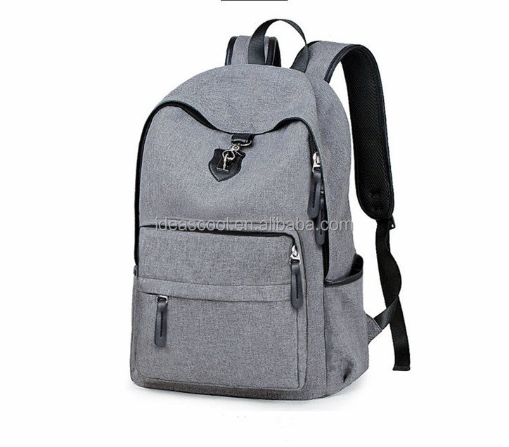New Style Fashion leisure high quality School Backpack custom made backpack