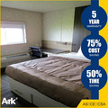 Ark Top Quality Good Price Long Lifespan Flatpack Prefabricated Steel VIP suites