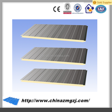 Fire resistant polyurethane sandwich roof panel