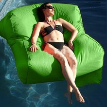 2017 New Design Cool Waterproof Pool Water Float Bean Bag
