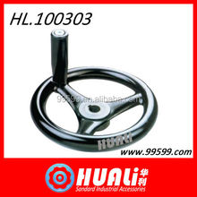 Wholesale High Quality Plastic Handwheel With Keyway
