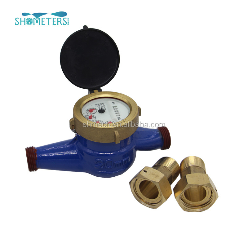 DN15mm-50mm remote reading multi-jet water meter Ningbo China