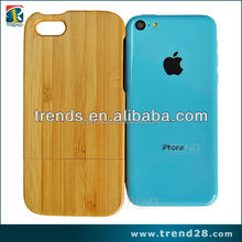 split wood cell phone case for iphone 5c