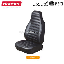 SA6140 genuine leather car cushion seat cover