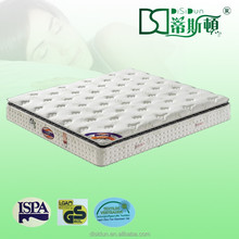 mattress bed latex,roll up mattress bed mattress DS-122