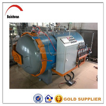 Car tyre electric vulcanizing chamber