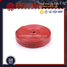 65mm 8Bar PVC Lining Fire Hose with Couplings