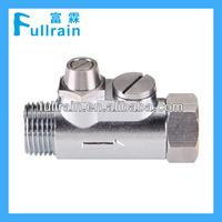 Brass Filter Regulation Water Pressure Flow Control Valve