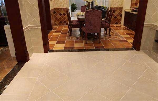 wall tile grout sanded or unsanded