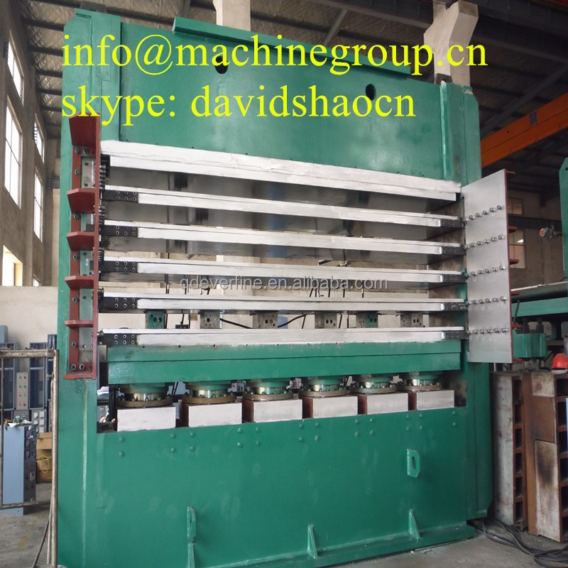 Tire Tread Hydraulic Press