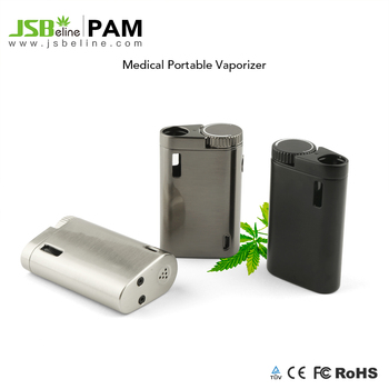 Wholesale Vaporizer for cbd oil and conseal cbd PAM kit New design CBD oil vaporizer box mod