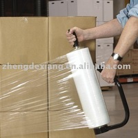 Stretch Film for Plastic Cups and Pallets from China Manufacturer
