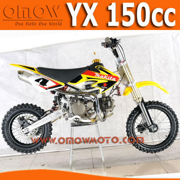 YX Engine 160cc Dirt Bike