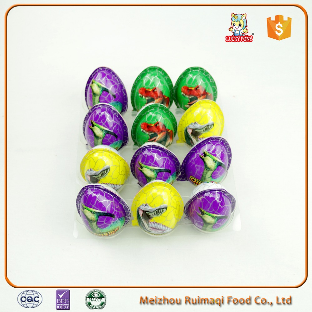 Newly designed best selling fashion design funny surprise eggs
