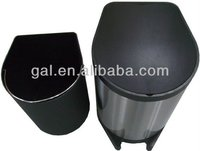 hand free automatic dust bin sensor trash can