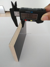 Good price of 18mm Black Film Faced Plywood Marine Plywood for Concrete Shuttering 4ft x 8ft plywood with good service