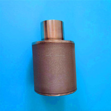 stainless steel watch sintered screen filter