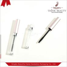 korean cosmetic packing double head mascara tube