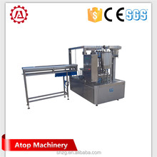 Custom logo pouch juice making and packaging machine with CE&ISO