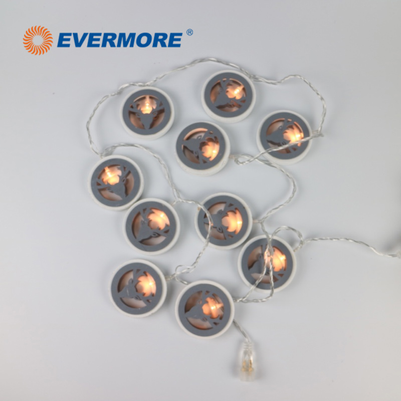 EVERMORE Unique Strobe Tiny String Light for Holiday Living