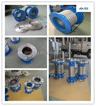 stainless steel corrugation bellow expansion joint bellow compensators