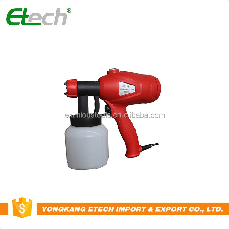 2016 brand new hot on sale user-friendly Air textile spot cleaning gun